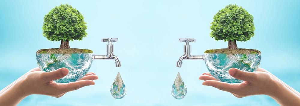 Acqua e fonti - l'alimento numero uno per l'apporto di sali minerali